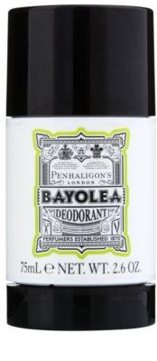 Penhaligon's Bayolea desodorante en barra para hombre