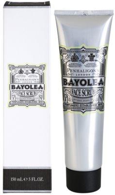 Penhaligon's Bayolea pleťový peeling pro muže
