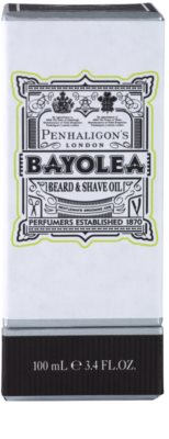 Penhaligon's Bayolea olej na holení pro muže 3