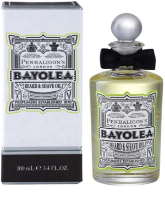 Penhaligon's Bayolea óleo de barbear para homens