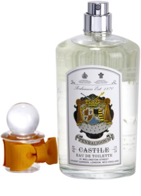 Penhaligon's Castile eau de toilette teszter unisex 1