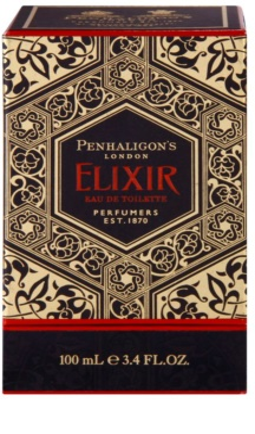 Penhaligon's Elixir Eau de Toilette unissexo 4