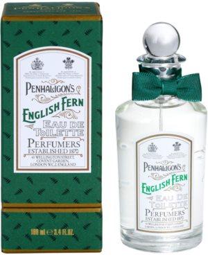 Penhaligon's English Fern Eau de Toilette pentru barbati