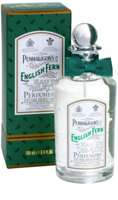 Penhaligon's English Fern eau de toilette para hombre 1