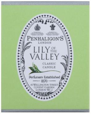 Penhaligon's Lily of the Valley lumanari parfumate 3