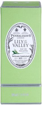 Penhaligon's Lily of the Valley eau de toilette nőknek 4