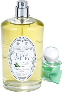 Penhaligon's Lily of the Valley eau de toilette nőknek 3