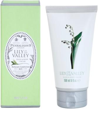 Penhaligon's Lily of the Valley crema de corp pentru femei