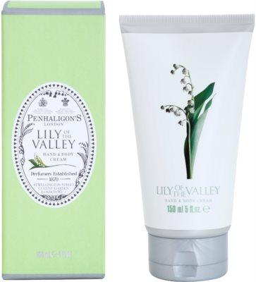 Penhaligon's Lily of the Valley tělový krém pro ženy