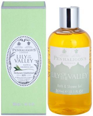 Penhaligon's Lily of the Valley gel de duche para mulheres