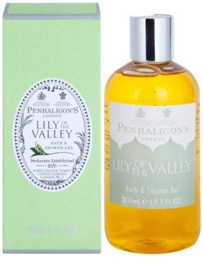Penhaligon's Lily of the Valley gel de dus pentru femei