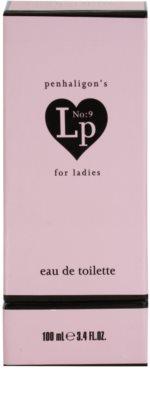 Penhaligon's LP No. 9 for Ladies eau de toilette nőknek 4