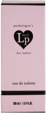 Penhaligon's LP No. 9 for Ladies Eau de Toilette pentru femei 4