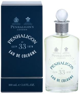 Penhaligon's No. 33 Eau de Cologne para homens