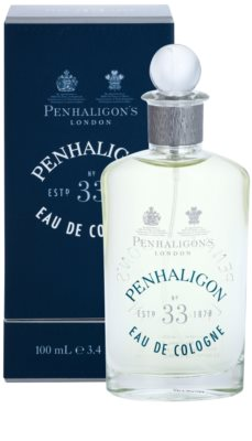 Penhaligon's No. 33 woda kolońska dla mężczyzn 1