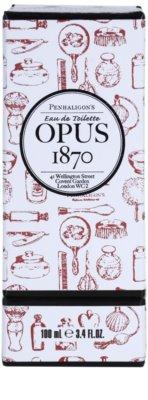 Penhaligon's Opus 1870 Eau de Toilette para homens 4