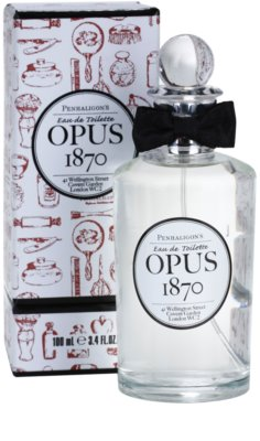 Penhaligon's Opus 1870 Eau de Toilette para homens 1