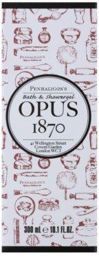 Penhaligon's Opus 1870 sprchový gel pro muže 2