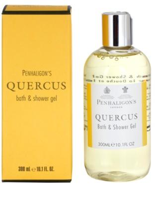 Penhaligon's Quercus gel de ducha unisex