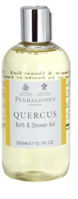Penhaligon's Quercus gel de ducha unisex 1