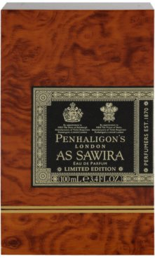 Penhaligon's Trade Routes Collection As Sawira woda perfumowana unisex 4