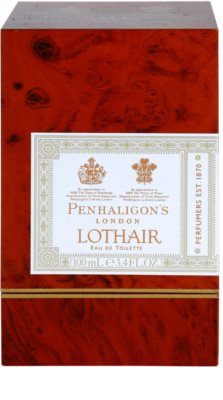 Penhaligon's Trade Routes Collection Lothair toaletna voda uniseks 4