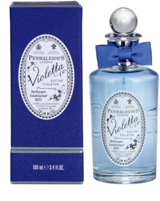 Penhaligon's Violetta eau de toilette para mujer