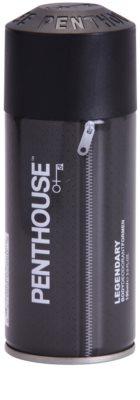 Penthouse Legendary deodorant Spray para homens