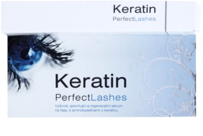 Perfect Lashes Keratin sérum regenerador para pestañas 2