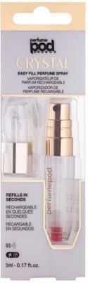 Perfumepod Crystal vaporizador de perfume recargable unisex   (Gold) 1