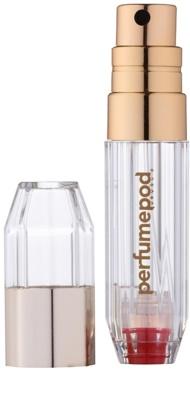 Perfumepod Crystal vaporizador de perfume recargable unisex   (Gold) 2