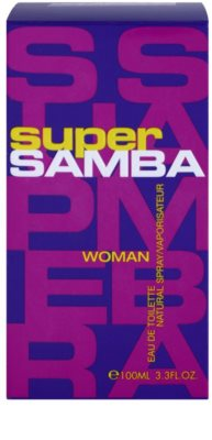 Perfumer's Workshop Super Samba eau de toilette para mujer 4