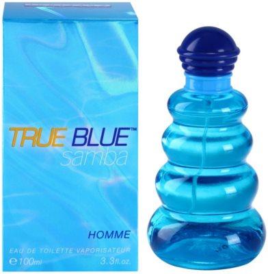 Perfumer's Workshop True Blue Samba eau de toilette para hombre