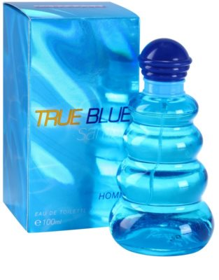 Perfumer's Workshop True Blue Samba eau de toilette férfiaknak 1