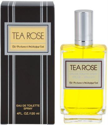 Perfumer's Workshop Tea Rose Eau de Toilette für Damen
