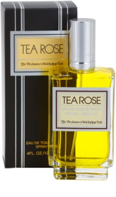 Perfumer's Workshop Tea Rose eau de toilette para mujer 1