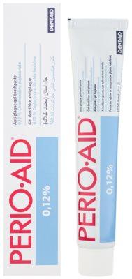 Perio•Aid 0,12% antyseptyczny żel stomatologiczny przy stanach zapalnych i chorobach przyzębia 1