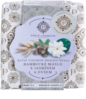 Perlé Cosmetic Natural handgemachte Seife