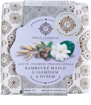 Perlé Cosmetic Natural ručně vyráběné mýdlo