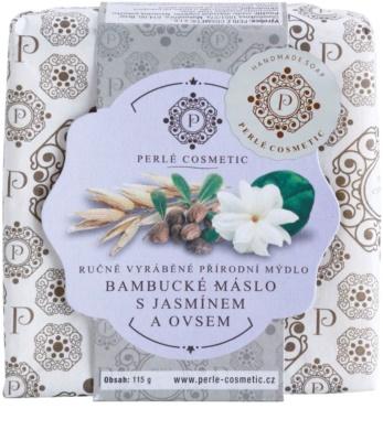Perlé Cosmetic Natural sãpun lucrat manual