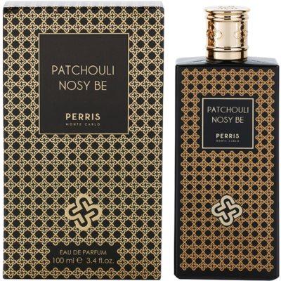 Perris Monte Carlo Patchouli Nosy Be parfumska voda uniseks