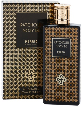 Perris Monte Carlo Patchouli Nosy Be parfumska voda uniseks 1