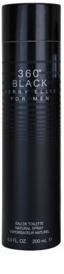 Perry Ellis 360° Black Eau de Toilette pentru barbati 4
