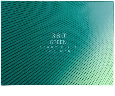 Perry Ellis 360° Green lote de regalo 2