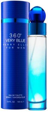 Perry Ellis 360° Blue туалетна вода для чоловіків 1