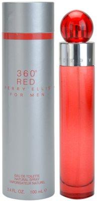 Perry Ellis 360° Red toaletna voda za moške
