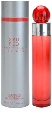 Perry Ellis 360° Red туалетна вода для чоловіків