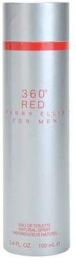 Perry Ellis 360° Red eau de toilette férfiaknak 4