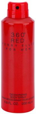 Perry Ellis 360° Red spray de corpo para homens