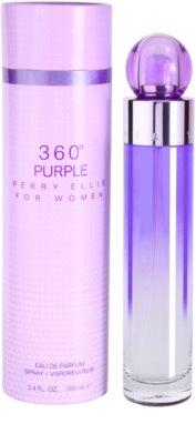 Perry Ellis 360° Purple eau de parfum para mujer